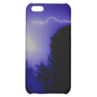 Foudre bleue coques pour iPhone 5C