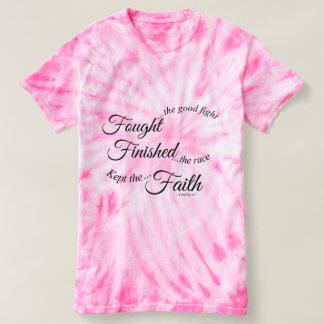 Fought Finished Kept Faith T-Shirt