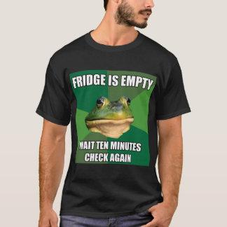Foul Bachel Frog Empty Fridge T-Shirt