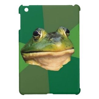 Foul Bachelor Frog iPad Mini Cover