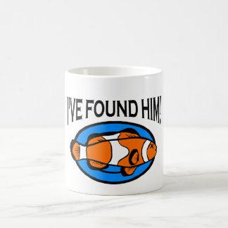 Found him - Nemo mug