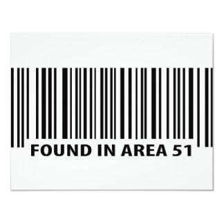 found in area 51 icon invitations