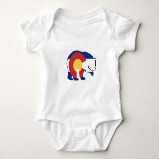 FOUND IN COLORADO BABY BODYSUIT