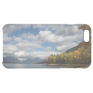 found lake  in glacier national park clear iPhone 6 plus case