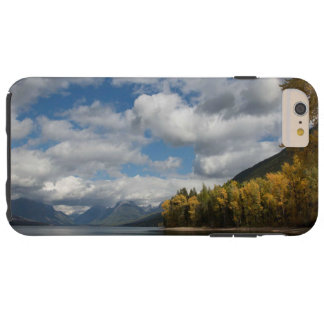found lake  in glacier national park tough iPhone 6 plus case
