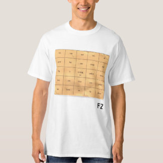 Found Poetry T-Shirt