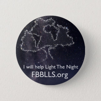 Foundation Beyond Belief Light The Night sky 2 Inch Round Button