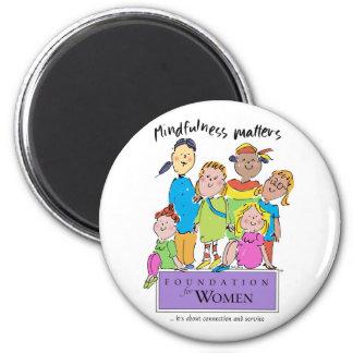 Foundation for Women Magnet