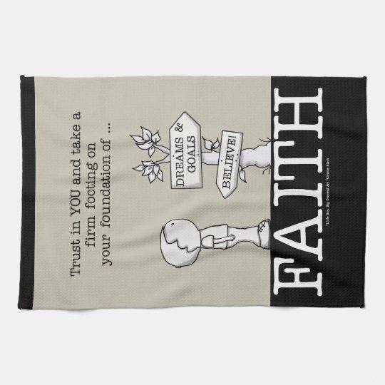 Foundation of Faith Towel