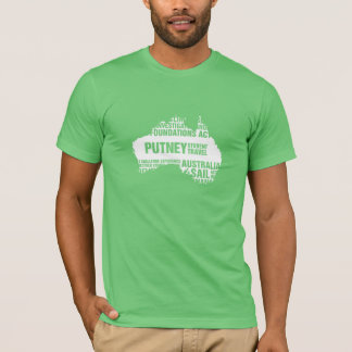 Foundations Australia T-Shirt in Multiple Colors