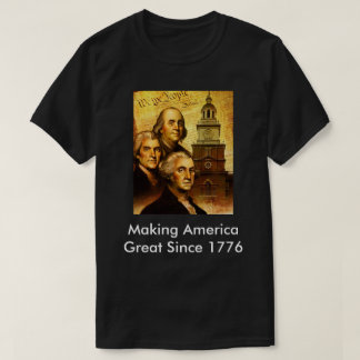 Founding Fathers Declaration T-Shirt