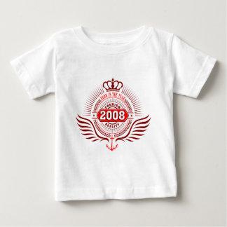 fount in 2006 fount in 2007 fount in 2008 baby T-Shirt