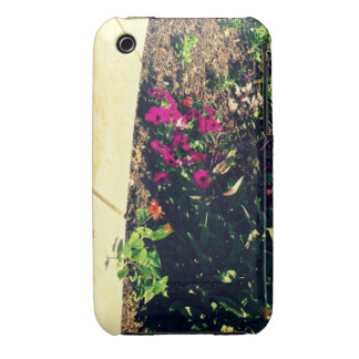 Fountain Flowers iPhone 3 Case-Mate Case