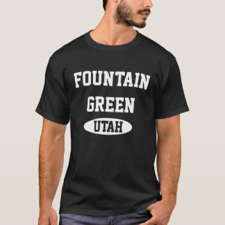 Fountain Green Utah T-Shirt