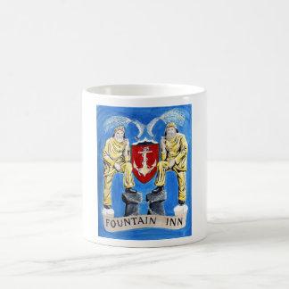 Fountain Inn, Mevagissey Coffee Mug