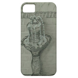 fountain iPhone 5 cover