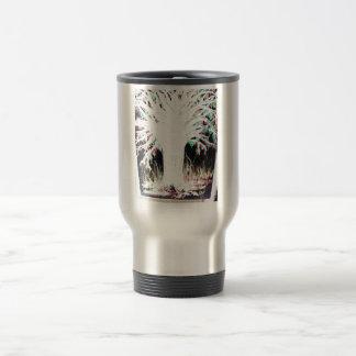 Fountain of Life 15 Oz Stainless Steel Travel Mug