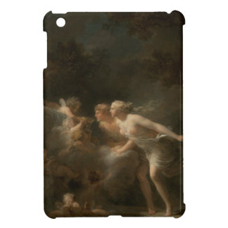 Fountain of Love by Jean-Honore Fragonard iPad Mini Cases