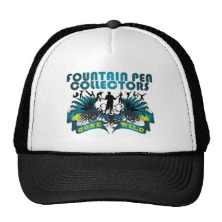 Fountain Pen Collectors Gone Wild Hats
