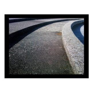 fountain steps :: olive park postcard