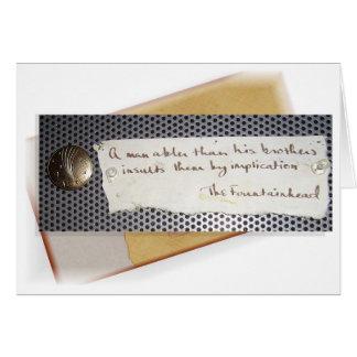 Fountainhead Card