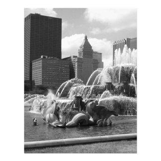 Fountains Letterhead Design