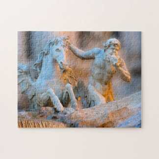 Fountains of Rome. Jigsaw Puzzle