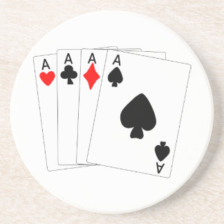 Four Aces Coaster