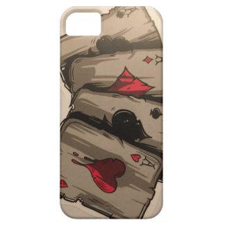 Four Aces iPhone 5 Case