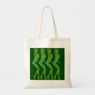 FOUR AMAZONS TOTE BAG
