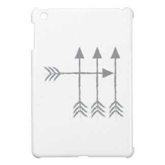 Four arrows cover for the iPad mini