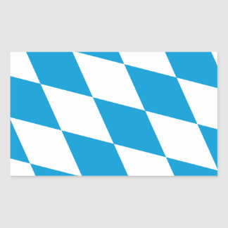 FOUR Bavaria Flag Sticker