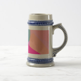 Four Buttons 18 Oz Beer Stein