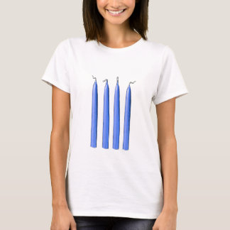 Four Candles/Fork Handles T-Shirt