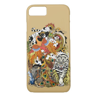 four celestial animals Case-Mate iPhone case