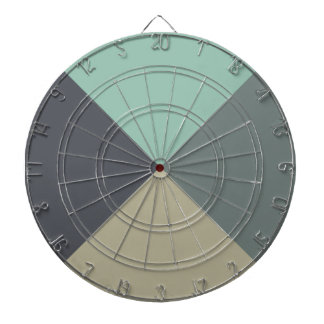 Four Color Combo Dartboard