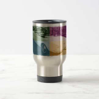 Four Color Corvair Travel Mug