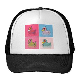 Four Colorful Ducks Trucker Hat