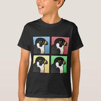 Four Colour Peregrine T-Shirt