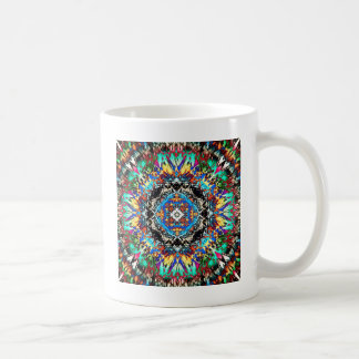 Four Corners Coffee Mug
