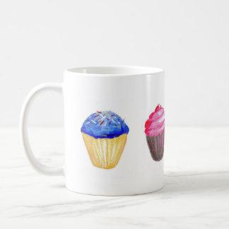 Four Cupcake Mug