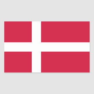FOUR Denmark National Flag Sticker