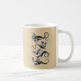 Four Dragons Coffee Mug
