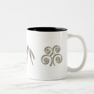 four elements mug