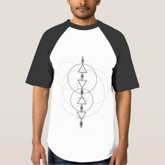 Four Elements. T-shirt