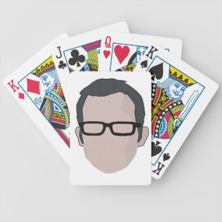 Four Eyes Poker Deck