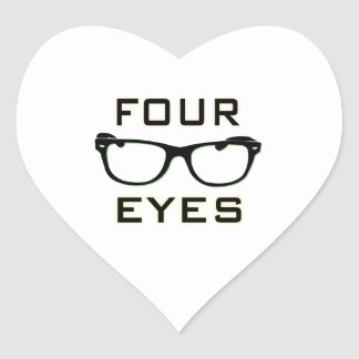 Four Eyes Stickers