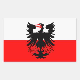 FOUR Flag of Deventer Sticker