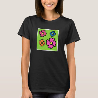 Four Flowers T-Shirt