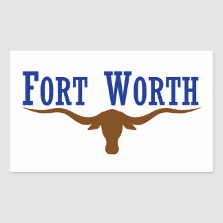 FOUR Fort Worth Flag